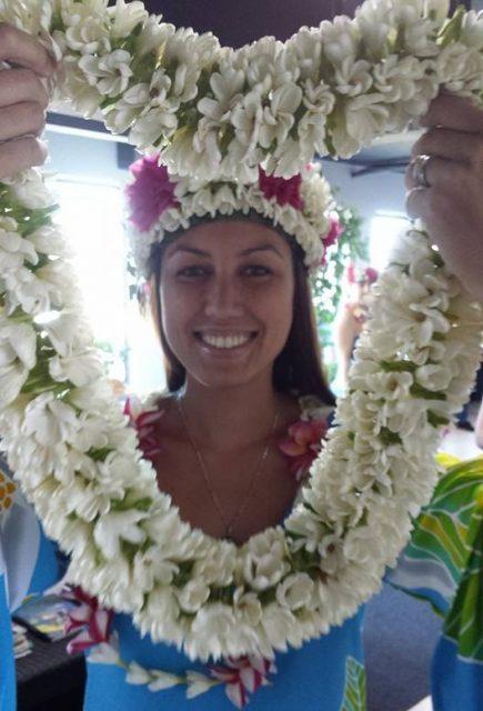 polynesian luau party ideas